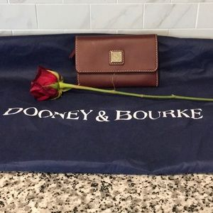 Dooney &Bourke leather wallet